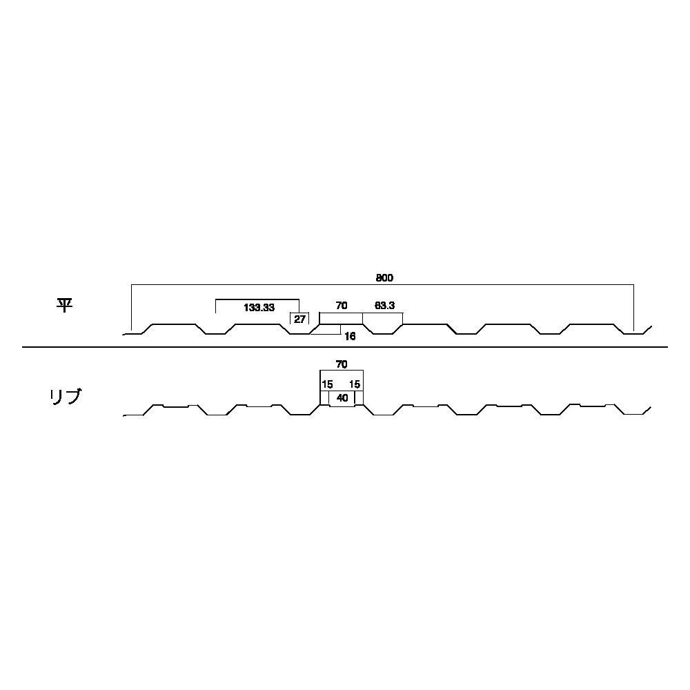 M800大型角波