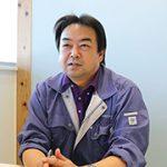 岡崎 靖博 / 総務経理部 部長