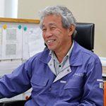 長嶌 智司 / 専務取締役