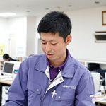 中村 開 / 営業課 主任